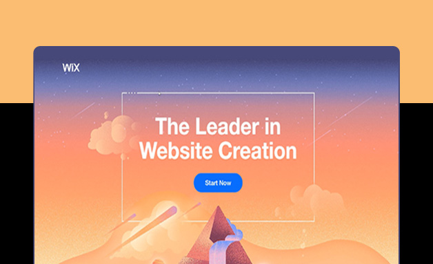 General browse on Wix